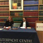 La EPyG afianza el vínculo con universidades europeas