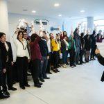 Recibieron sus diplomas 46 nuevos egresados del Instituto Dan Beninson