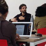 Pablo Ortemberg participó de un encuentro internacional en La Sorbona