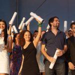 El Instituto de Artes entregó sus primeros diplomas de grado y pregrado