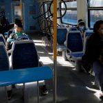Movilidad en tiempos de pandemia: El 67 % de los habitantes del AMBA evitó el uso del transporte público