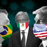 """Webinar: """"¿Democracias en cuarentena? Instituciones y liderazgos políticos en el contexto actual"""""""