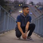 """Maxi Rial: """"Soy un pibe que rapea sobre las cosas de su barrio, que rapea lo que es"""""""