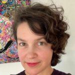Jennifer Cyr en el segundo Seminario de Investigación 2020