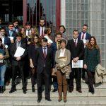 ACTIVIDAD SOBRE INVESTIGACIÓN DE FEMINICIDIOS-AECID URUGUAY-