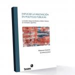 """Presentación del libro """"Explicar la innovación en políticas públicas"""""""