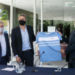 Convenio con el Ministerio de Turismo y Deporte para la creación del Observatorio Social del Deporte Argentino
