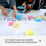 Diplomatura en Diseño Centrado en las Personas: Abierta la inscripción