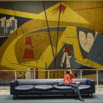 Un recorrido gozoso por los murales de Luis Seoane
