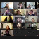 Experiencia de cursada virtual internacional de la estudiante UNSAM Florencia Wolf con la Universität zu Köln