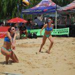 Los equipos de la UNSAM participaron del Circuito Argentino de Beach Volley
