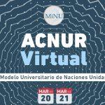 Modelo virtual de Naciones Unidas-ACNUR: últimos días de inscripción