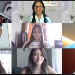Experiencia de movilidad virtual de la estudiante UNSAM Iara Margalit Waisberg con la Universidad Tecnológica Bolívar de Colombia.