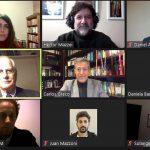 Soberanía hídrica: Jorge Taiana abrió el ciclo debate