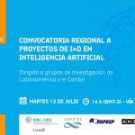 CONVOCATORIA REGIONAL A PROYECTOS DE I+D EN INTELIGENCIA ARTIFICIAL