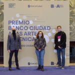 Gerardo Hochman y Analía Fedra recibieron el Premio Banco Ciudad a las Artes Escénicas