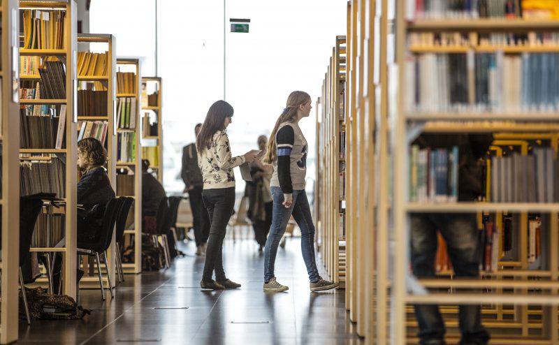 Biblioteca de la Universida de Malmö