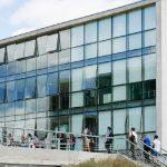 Vuelven las actividades presenciales en el Edificio de Ciencias Sociales